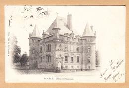 CPA Mouzay, Chateau De Charmois, Gel. 1904 - France