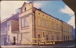 Telefonkarte Polen - Wadowice - Haus Von Johannes Paul II - Poland