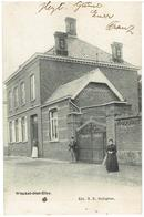 WINCKEL SINT ELOY - Ledegem - Brasserie St Hubert - Brouwerij - Feldpost 13-8-1917 - 54 Inf. Division - Ledegem