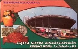 Telefonkarte Polen - Katowice - Sammler Markt - Poland