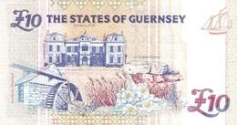 GUERNSEY P. 57c 10 P 2015 UNC - Guernsey
