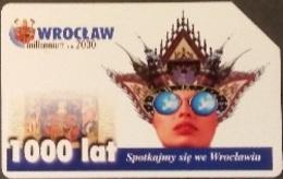 Telefonkarte Polen - Wroclaw - Poland