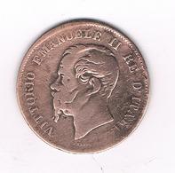 5 CENTESIMI  1862 N  ITALIE /5383/ - 1861-1946 : Kingdom