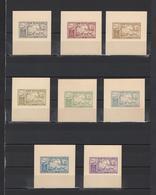 ++ 1936 Wellington 2,5 Nominal In Different Colour Thick Paper Colour Proof - 1907-1947 Dominion
