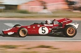 FERRARI 312 B-1 - Ferrari S.E.F.A.C. (Clay Regazzoni) - Grand Prix / F1