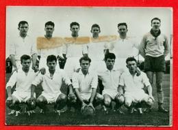 Kon. Wezel Sport - 1957-1958 - Bevordering C - Fotochromo 7 X 5 Cm - Voetbal