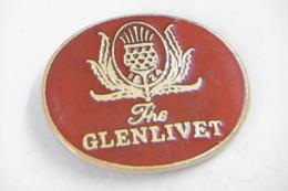 Pin's - Whisky The GLENLIVET - Beverages