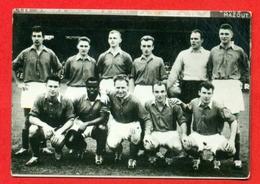 A.A. La Gantoise - 1957-1958 - Afdeling I - Fotochromo 7 X 5 Cm - Soccer