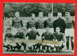 Standard C.L. - 1957-1958 - Division I - Fotochromo 7 X 5 Cm - Football