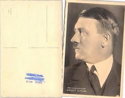 PROPAGANDAKARTE III REICH REICHSKANZLER HITLER - Deutschland