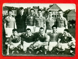 Uccle Sport - 1957-1958 - Afdeling II - Fotochromo 7 X 5 Cm - Soccer