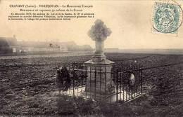45 - CRAVANT - VILLEJOUAN - Le Monument Français - - France