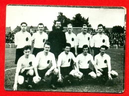 Beringen F.C. - 1957-1958 - Afdeling II - Fotochromo 7 X 5 Cm - Football