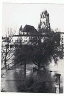 SAINTES -  17 - CPM - INONDATION 1994 - LA PASSERELLE , LA CATHEDRALE ST PIERRE - Saintes