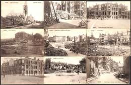 Namur - Lot 21 Cartes WW1 Destruction, Animée, Pont (très Bel Ensemble, Petit Prix) - Namur
