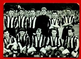 Lierse  - 1957-1958 - Afdeling I - Fotochromo 7 X 5 Cm - Football