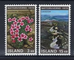 ICELAND 1970 Nº 400/401 - Ungebraucht
