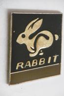 Pin's - Animaux LAPIN RABBIT - Animals