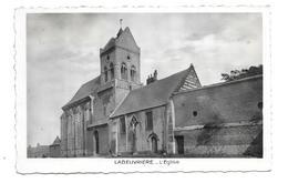 62/ PAS DE CALAIS... LABEUVRIERE: L'Eglise - France
