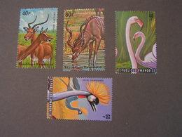 Ruanda  Lot ** MNH - 1962-69: Neufs