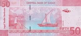 SUDAN P. 76 50 P 2018 UNC - Sudan