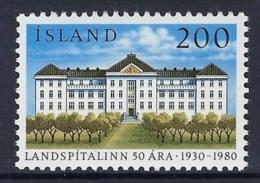 ICELAND 1980 Nº 514 - 1944-... República
