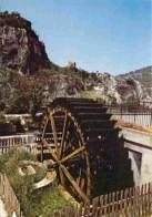84 - Fontaine De Vaucluse - Moulin à Papier Vallis Clausa - La Roue à Aubes - Carte Neuve - Voir Scans Recto-Verso - France