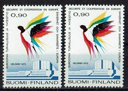 Finnland 1975 // Mi. 770 ** 2x - Finnland
