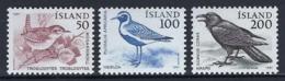 ICELAND 1981 Nº 520/522 - 1944-... República