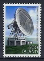 ICELAND 1981 Nº 524 - 1944-... República