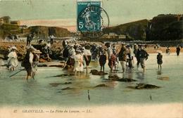 Granville * La Pêche De Lançon - Granville