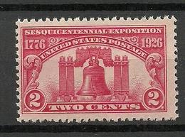 USA 1926 Michel 303 * - Nuovi