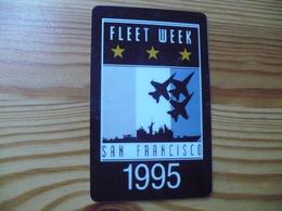 Prepaid Phonecard USA, HT Technologies - San Francisco, Fleet Week - Stati Uniti