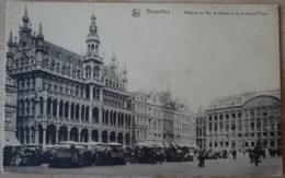 Bruxelles Brüssel Belgien Maison Du Roi Et Maisons De La Grand Place - Berühmte Personen