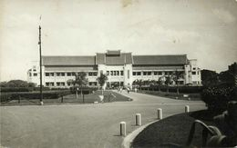 Indonesia, JAVA SOERABAIA, Government Building (1930s) Kurkdjian RPPC Postcard - Indonesië