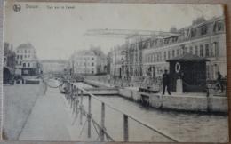 Douai Vue Sue Le Canal Frankreich - Douai