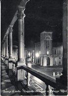 Faenza Di Notte - Loggiato Manfredi E Palazzo Uffici - Faenza
