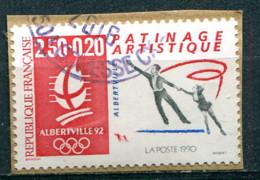 France 1992 - YT 2737 (o) Sur Fragment - France