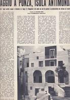 (pagine-pages)PONZA  Settimogiorno1961/34. - Libri, Riviste, Fumetti