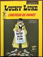 BD LUCKY LUKE - 39 - Chasseur De Primes - Rééd. 2013 Télé 7 Jours - Lucky Luke