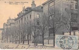 75 - PARIS 4 ème ( Militaria ) : Caserne SCHOMBERG Rue De Sully - CPA - Seine - Arrondissement: 04