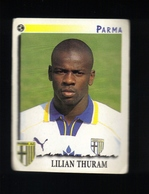 Figurina Calciatori Italiani Panini 1997-1998 - Parma  - N.258  Lilian Thuram  - Football - Soccer - Socker - Fussball - Edizione Italiana