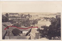 (80) - Assevillers Vue De Haut Carte Photo Allemande 1° Guerre - France