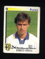 Figurina Calciatori Italiani Panini 1997-1998 - Parma  - N.269  Enrico Chiesa  - Football - Soccer - Socker - Fussball - - Edizione Italiana