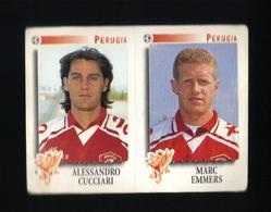 Figurina Calciatori Italiani Panini 1997-1998 - Perugia - N.515   - Football - Soccer - Socker - Fussball - Futbol - Panini