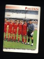Figurina Calciatori Italiani Panini 1997-1998 - Piacenza - N.276  La Squadra  - Football - Soccer - Socker - Fussball - - Edizione Italiana