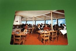 Ak-gr-922-PIZ-Gloria-Drehrestaurant-Schilthorn--ungelaufen - Hotels & Gaststätten