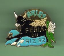FERIA DU RIZ 92 - ARLES *** 1028 (30) - Tauromachie - Corrida