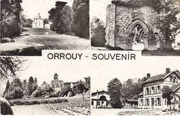 60 -  ORROUY - Multi Vues - CPSM - Other Municipalities