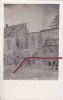 (80) - Eterpigny Kloster Couvent  Carte Photo Allemande 1 ° Guerre - France